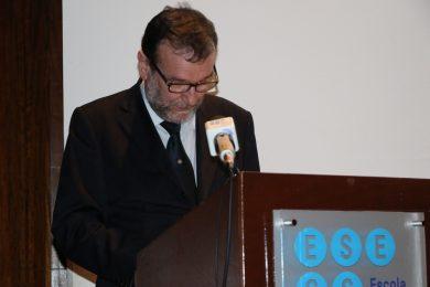 """Prof. Doutor Luiz Oosterbeek """"O Ensino Superior no Desenvolvimento do Interior"""""""
